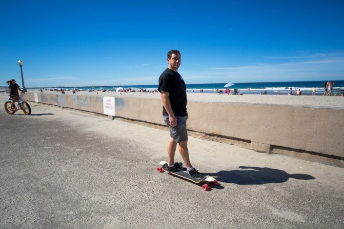 Mission Beach Skateboard Rental