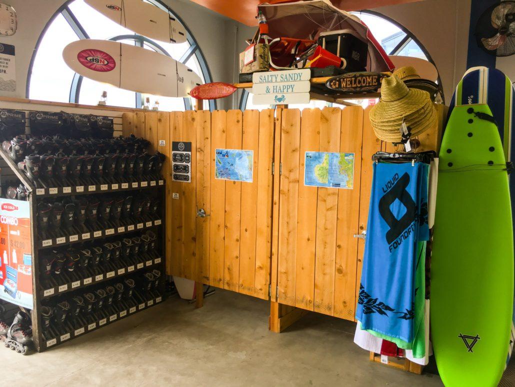 Mission Beach Rentals Shop
