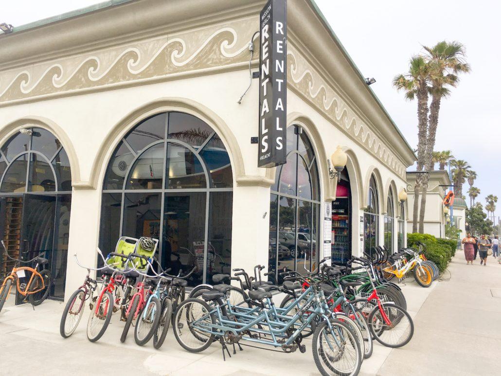Mission Beach Bike Rentals
