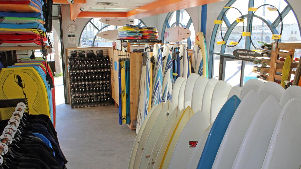 Beach Equipment Rentals