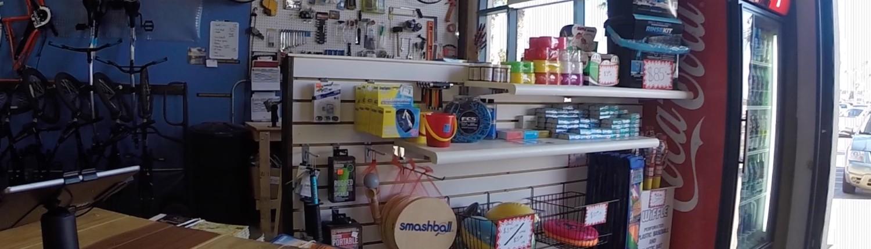 Mission Beach Rental Shop