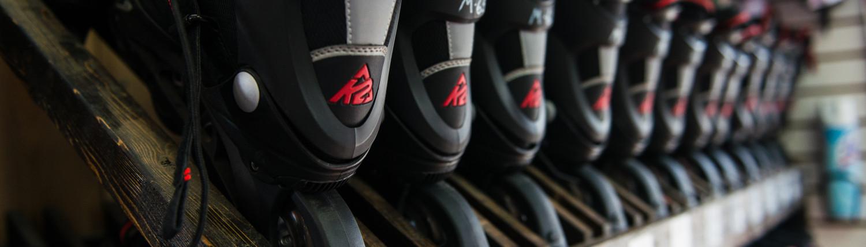 MBR - K-2 In-Line Skate Rentals