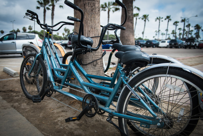 Mission Beach Tandem Bike Rentals