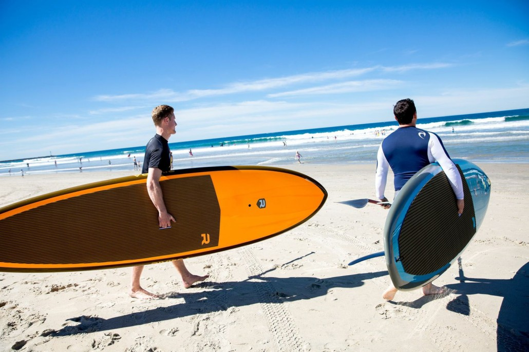 Paddle Board Rentals Mission Beach