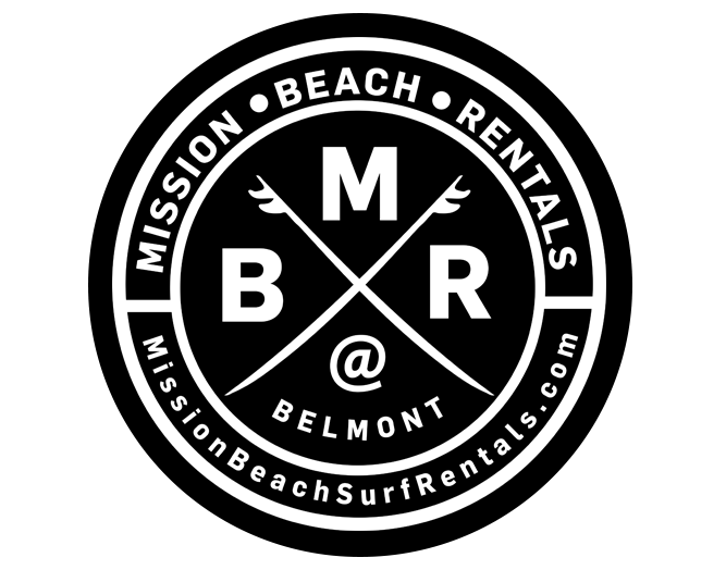 Mission Beach Rentals at Belmont